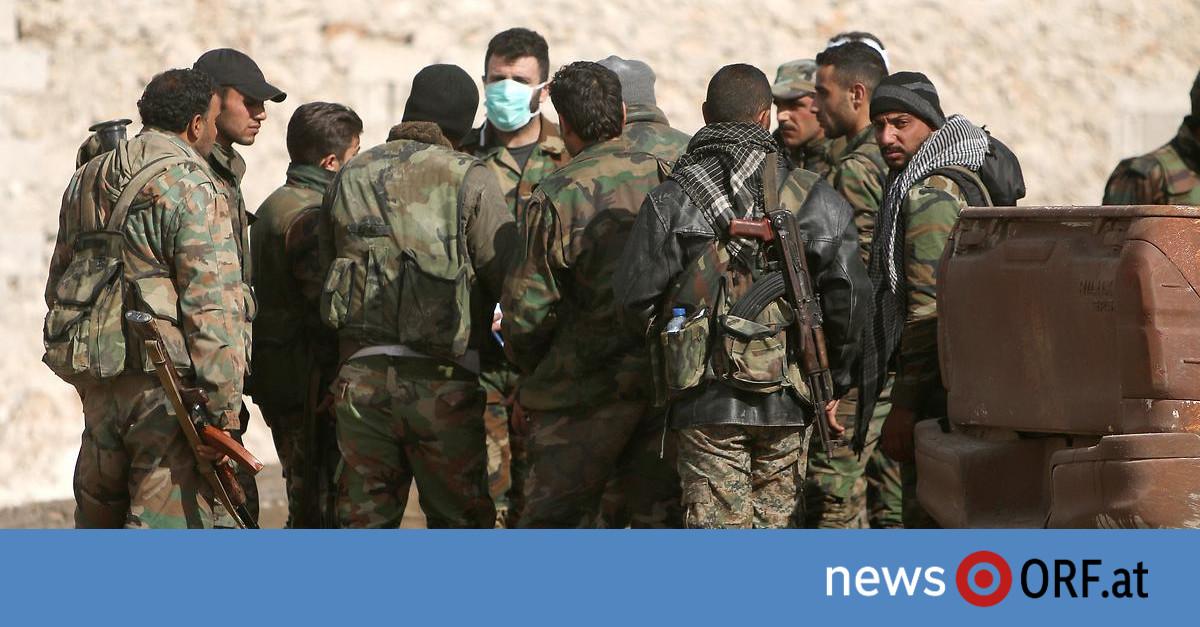 Gegen türkische Invasion: Syrische Armee marschiert in Manbidsch ein