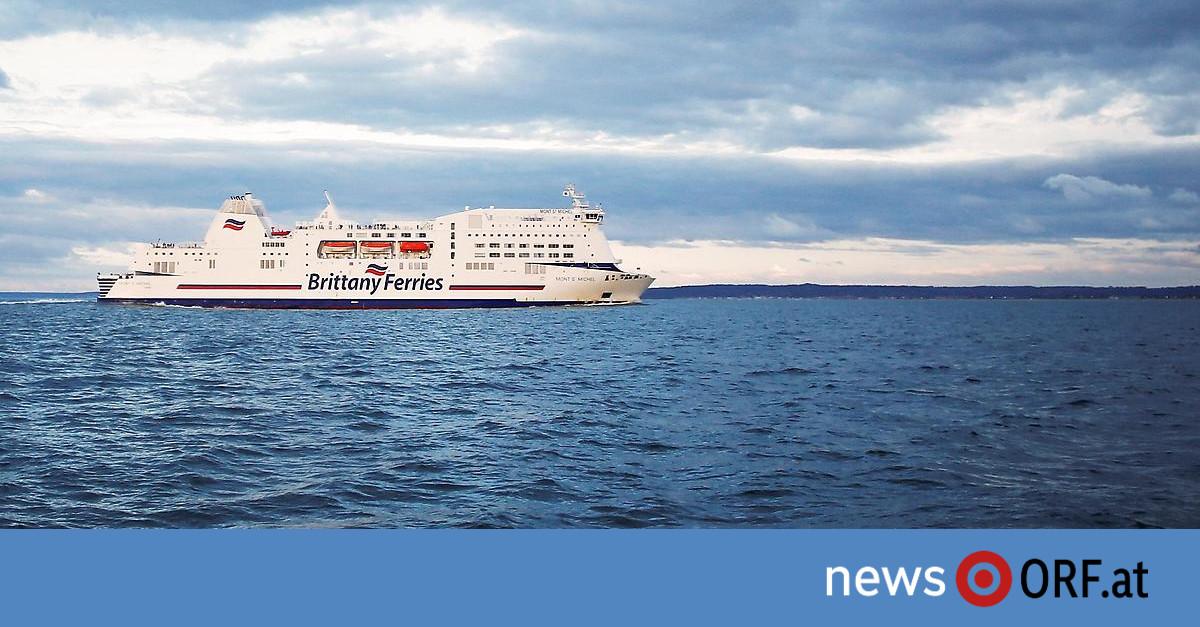 """""""Harter"""" Brexit: London bucht Fähren für Ernstfall"""