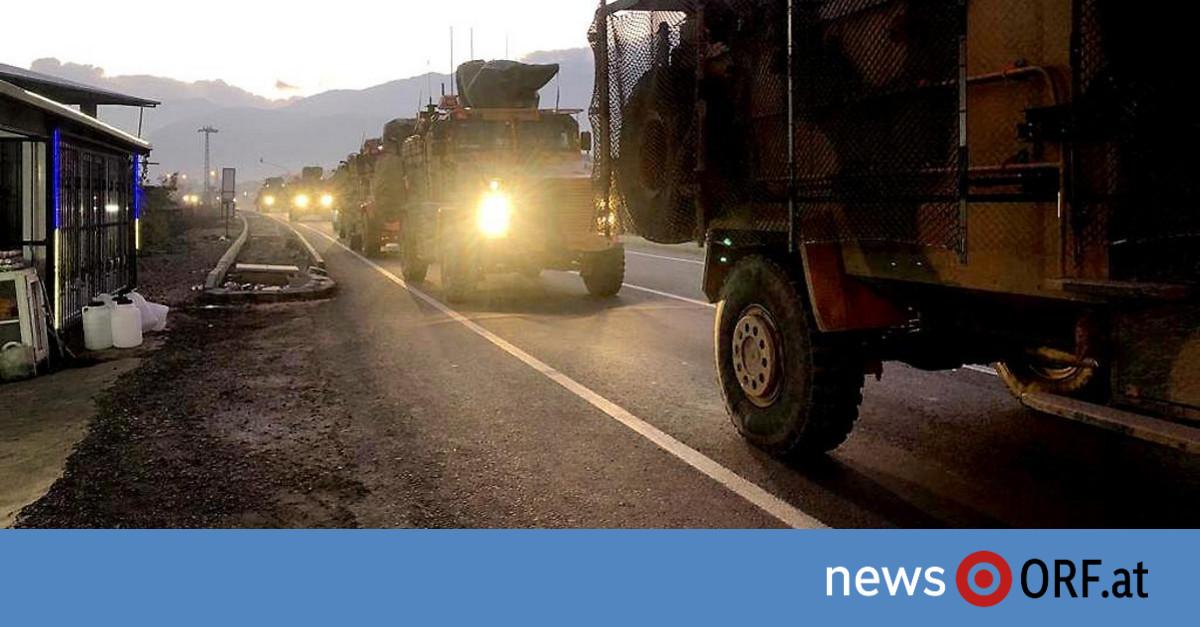 Medien: Türkei verstärkt Truppen an syrischer Grenze