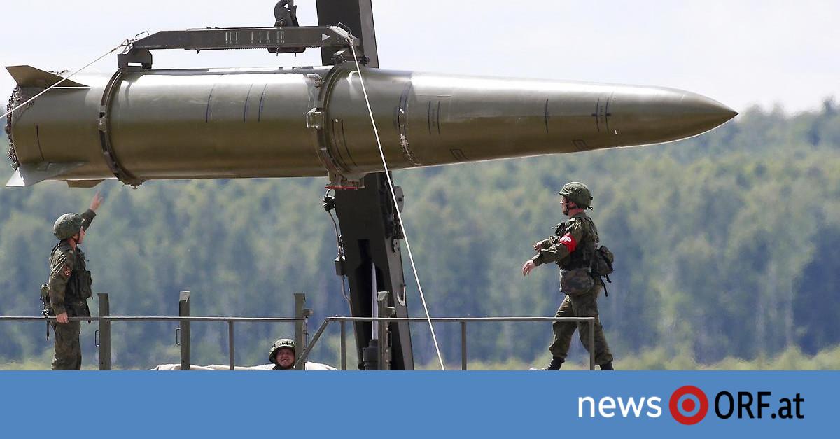 INF-Pakt vor dem Aus: Europa droht atomare Nachrüstung