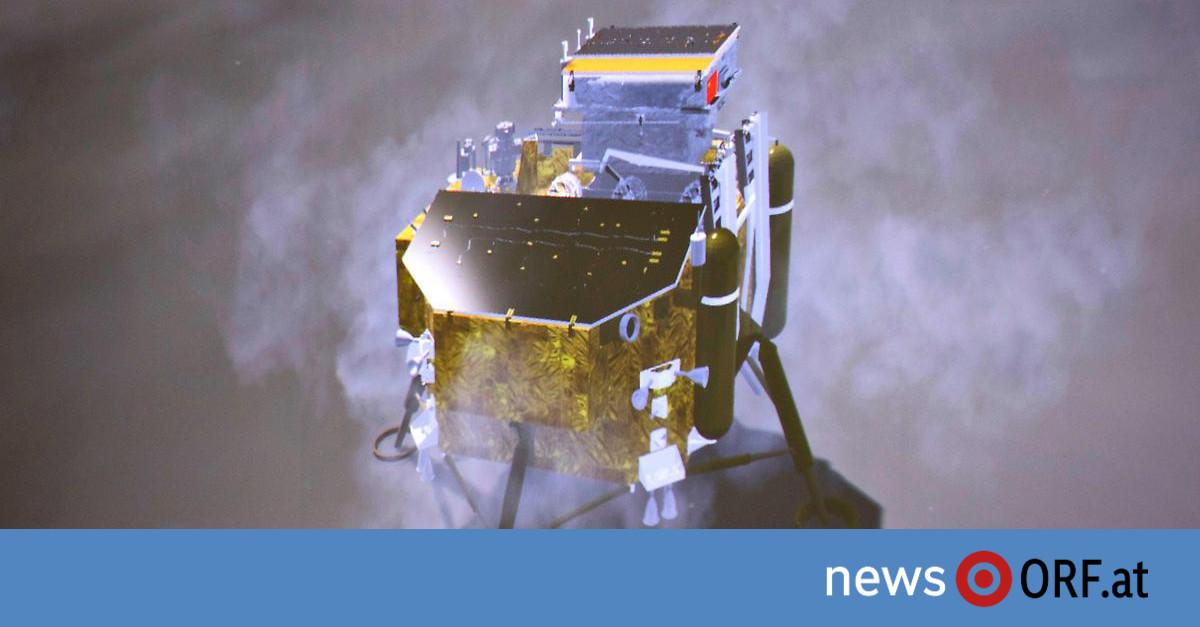 Sensation im All: Landung auf Mondrückseite geglückt