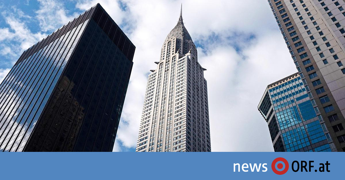 Chrysler Building soll verkauft werden