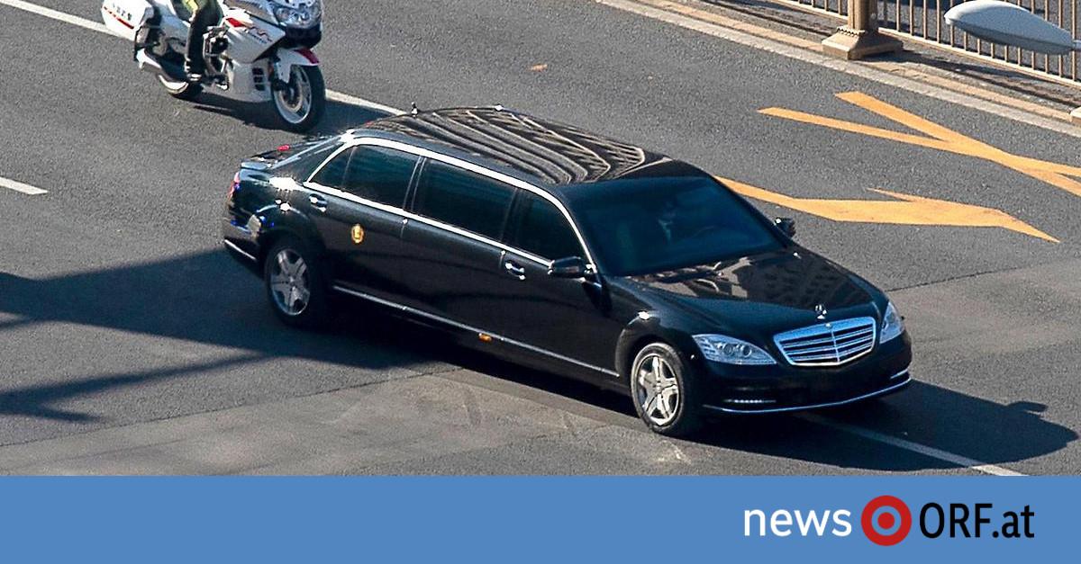 Unerwartetes Treffen – Kim Jong Un auf Staatsbesuch in China