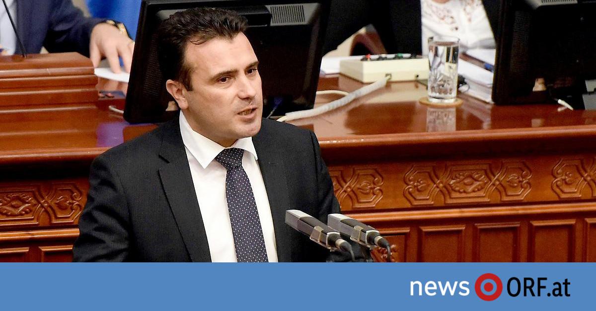 Skopje billigt neuen Staatsnamen