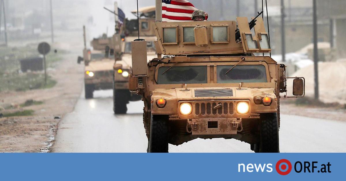 Vor Abzug aus Syrien – USA sorgen sich um Schicksal der Kurden