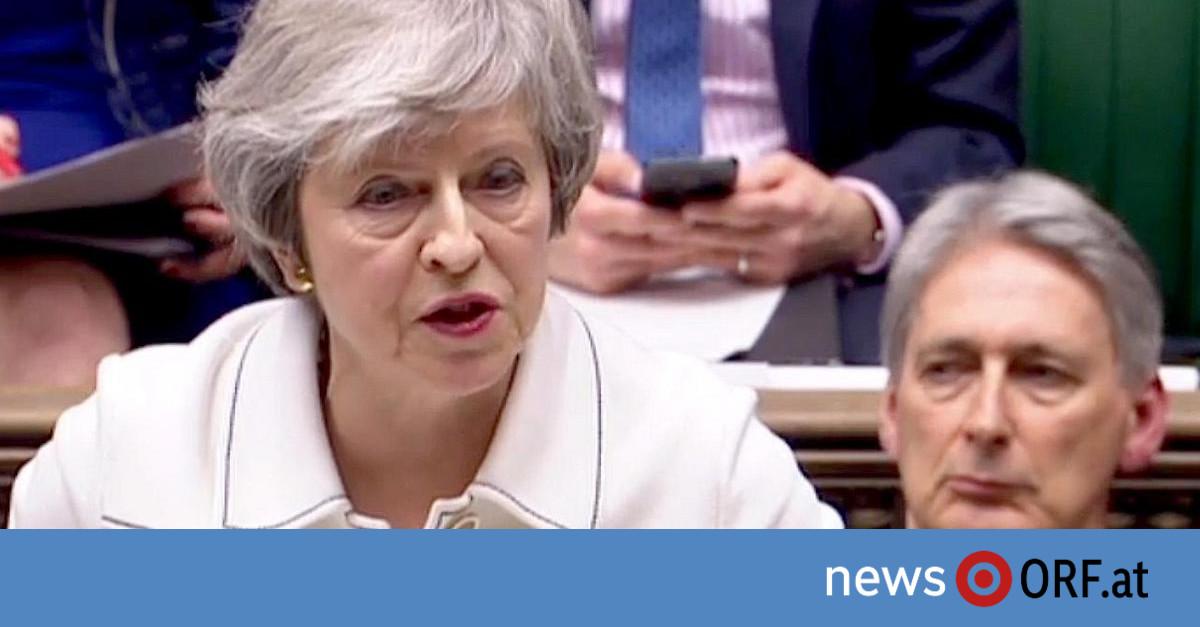 """Bei """"hartem"""" Brexit – May sieht Bedrohung für britische Einheit"""