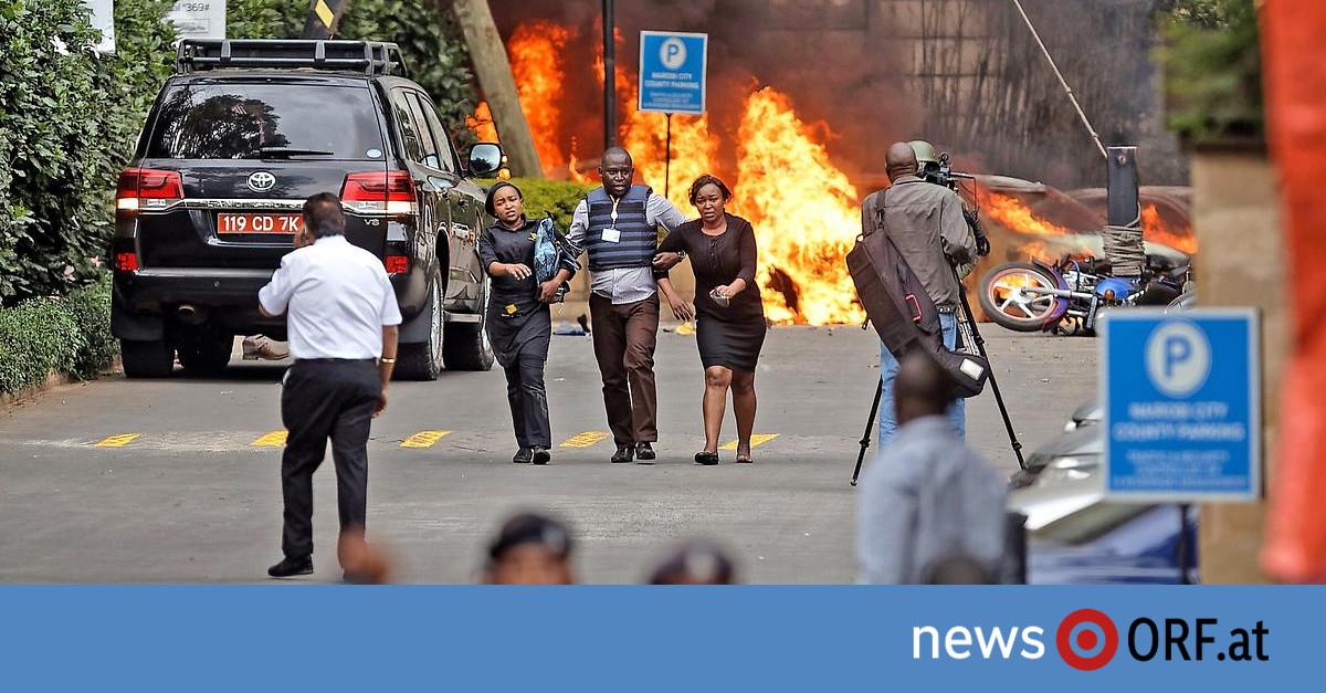 Terror in Nairobi – 700 Menschen aus Luxushotel gebracht