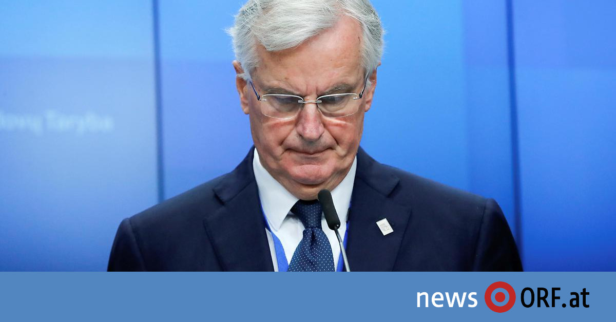 "EU-Brexit-Verhandler Barnier – ""No Deal""-Risiko war nie größer"