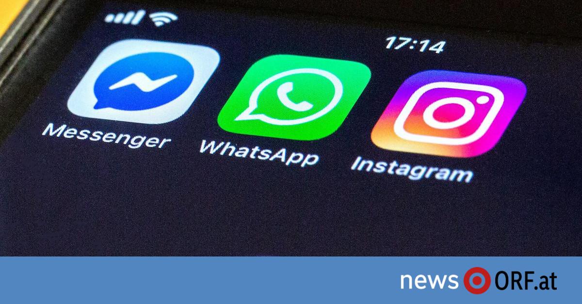 Messenger, WhatsApp, Instagram – Facebook will seine Messenger fusionieren