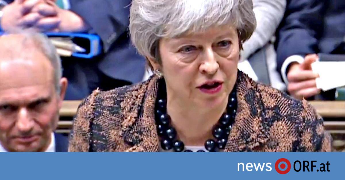 Plan B für Brexit – May will erneut mit EU verhandeln