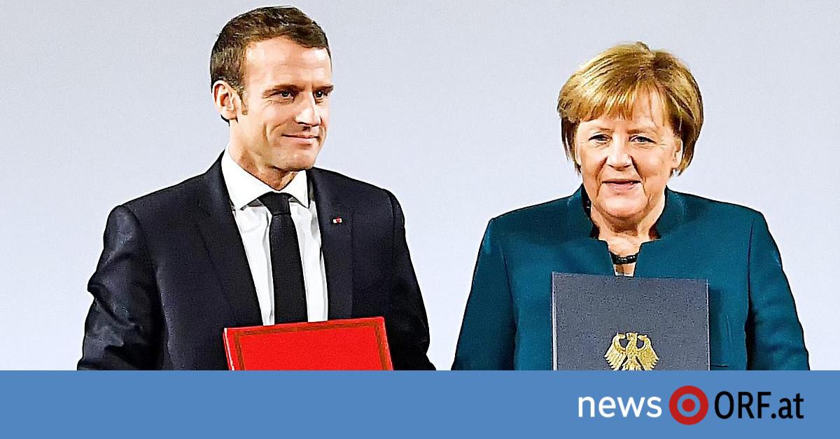 """Aachener Vertrag: """"Antwort auf Populismus"""""""