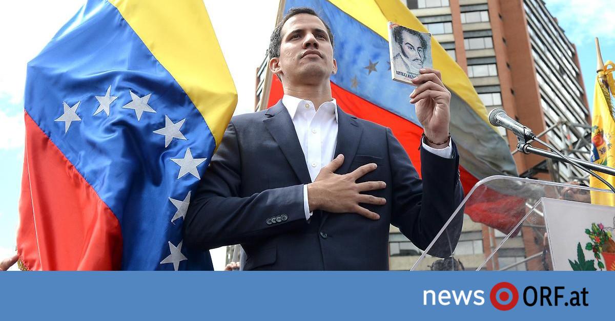 Venezuela – Machtkampf erreicht neuen Höhepunkt
