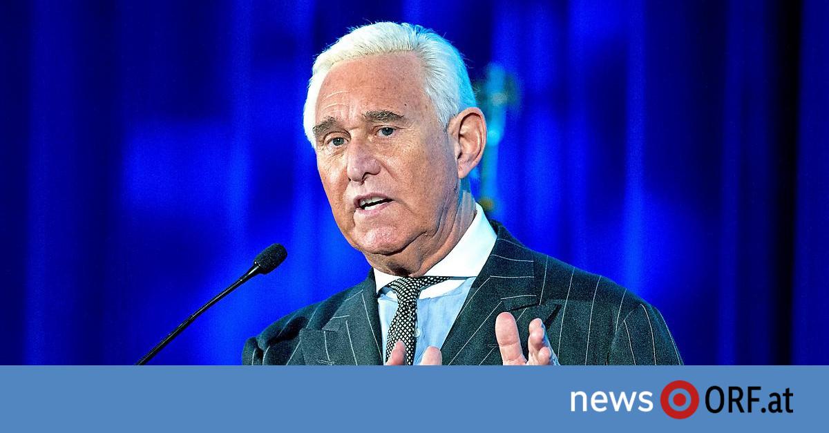 Roger Stone angeklagt – Nächster Trump-Vertrauter in Muellers Visier