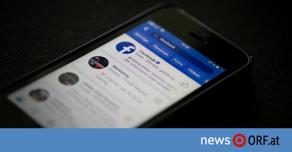 Daten-App – Facebook bezahlte Teenager
