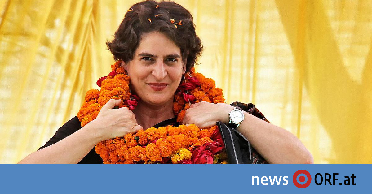 Indien – Nächste Gandhi erobert Politik