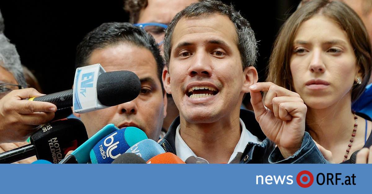 Venezuela – Guaido setzt auf Macht der Straße