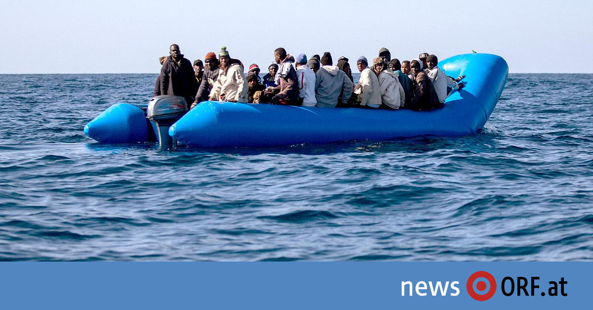 UNHCR – Täglich sechs Tote im Mittelmeer