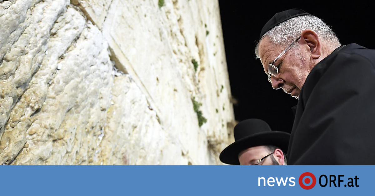 """Van der Bellen in Israel – Verhältnis """"auf neue Stufen heben"""""""