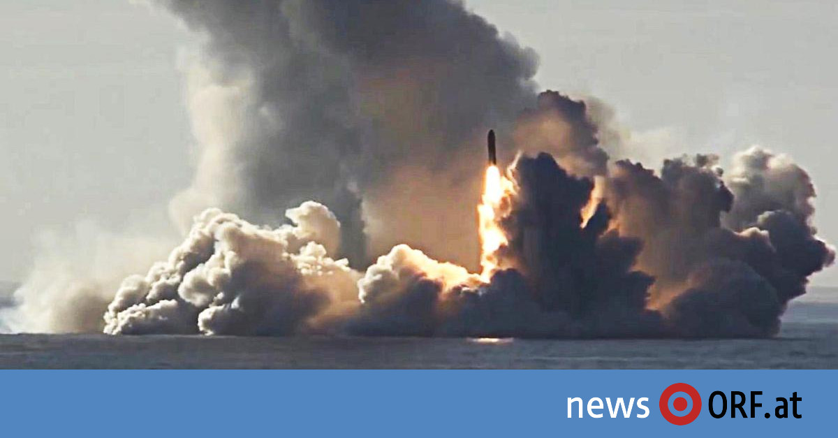 Nach INF-Ausstieg – Moskau treibt Bau neuer Rakete voran