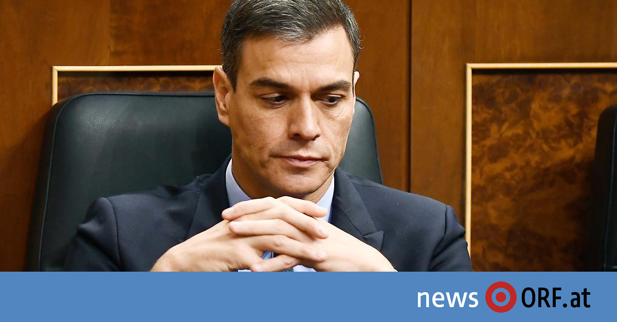 Regierung gescheitert: Spanischer Premier ruft Neuwahl au