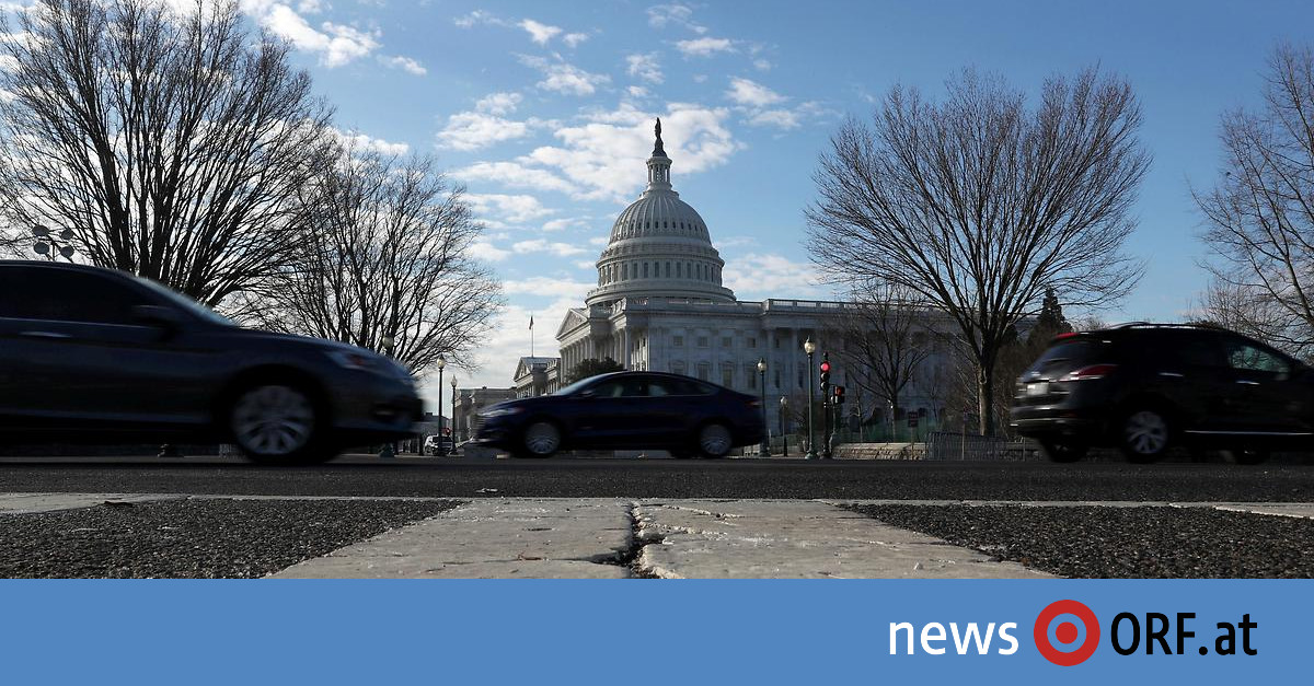 US-Kongress schafft vorläufigen Budgetdeal