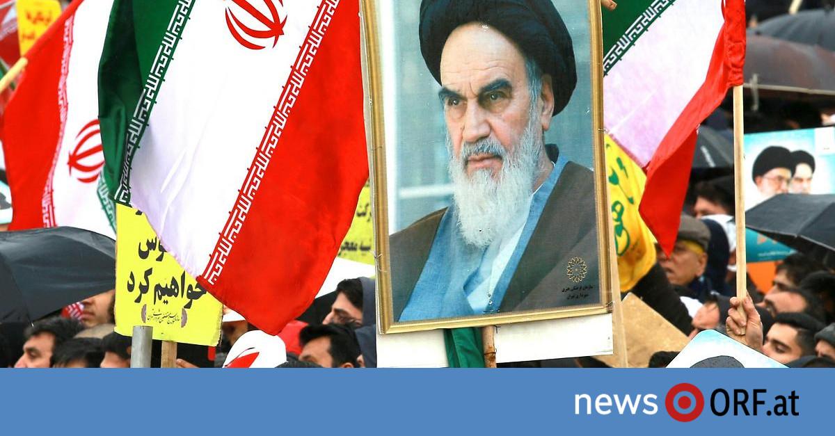 Iran – Kämpferische Worte zum runden Jubiläum