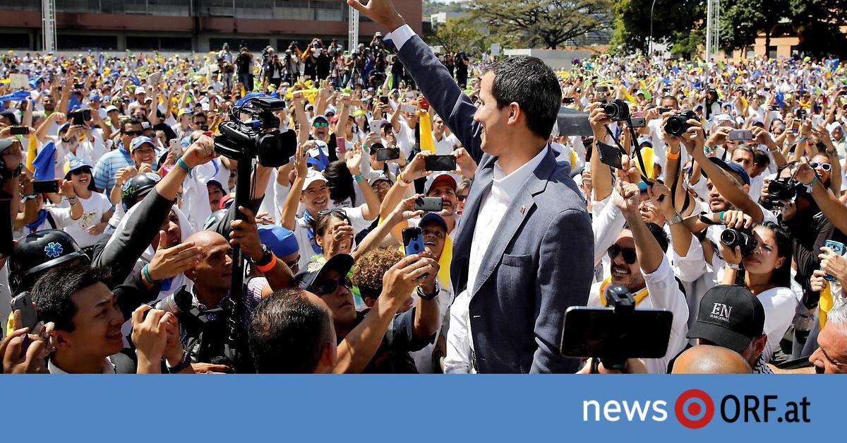 Venezuela: Tauziehen um Hilfslieferungen