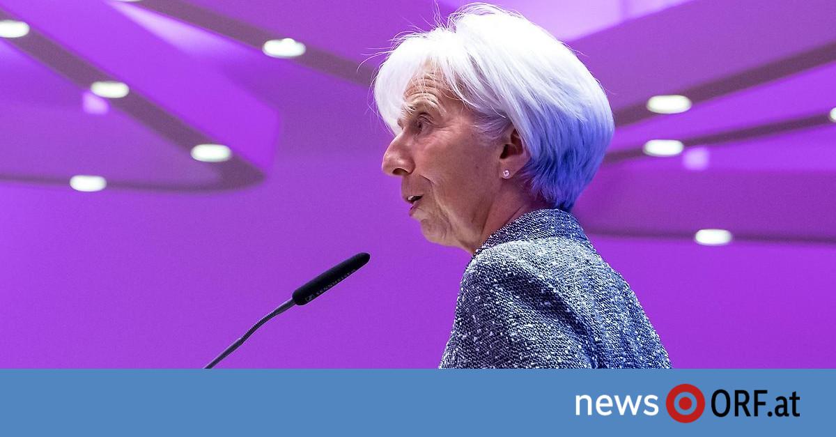 IWF-Chefin Lagarde: Nord-Süd-Kluft große Gefahr für EU