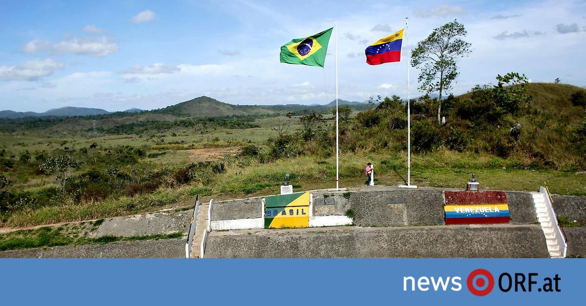 Venezuela: Maduro lässt Grenze zu Brasilien schließen