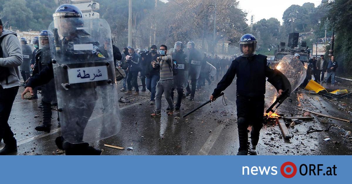 Algerien: Ein Land gegen seinen greisen Präsidenten