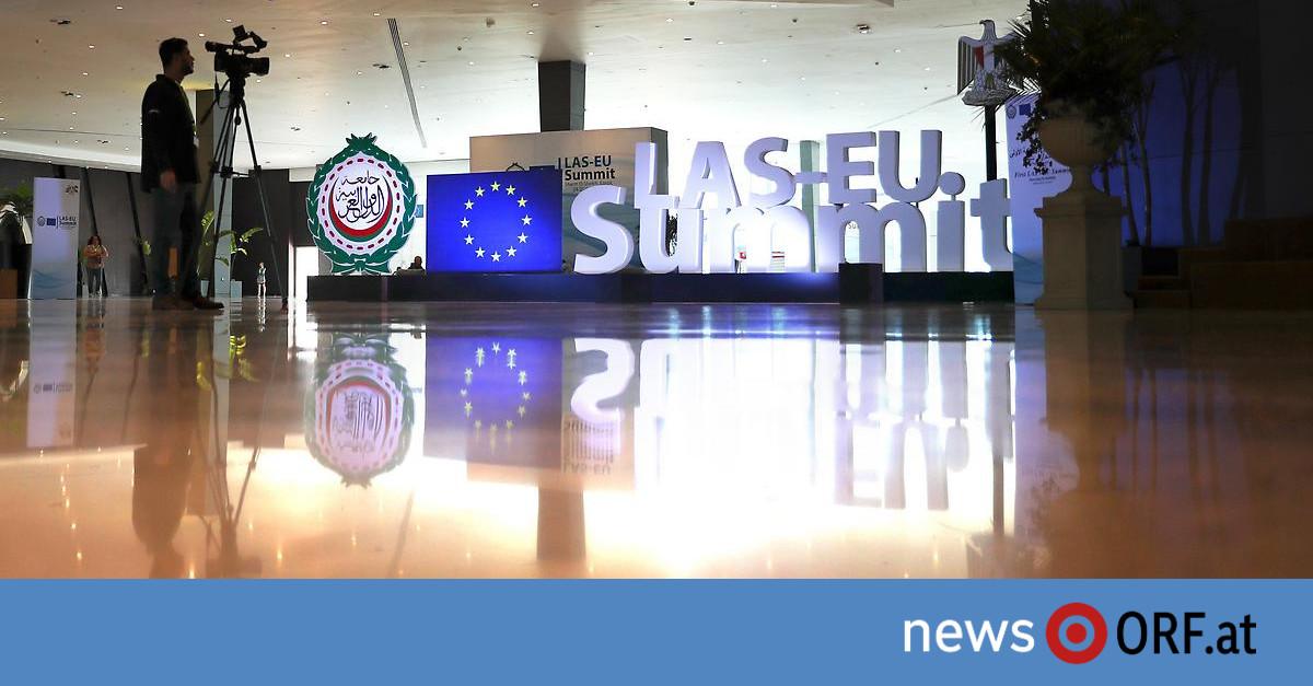 Gipfel mit Arabischer Liga : EU setzt auf engere Zusammenarbeit