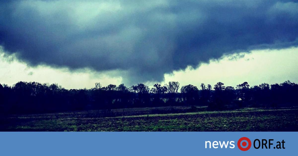 Alabama: Mehr als 20 Tote durch Tornados in den USA