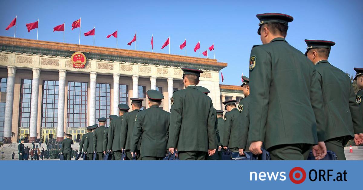 Volkskongress: China will seine größten Probleme angehen