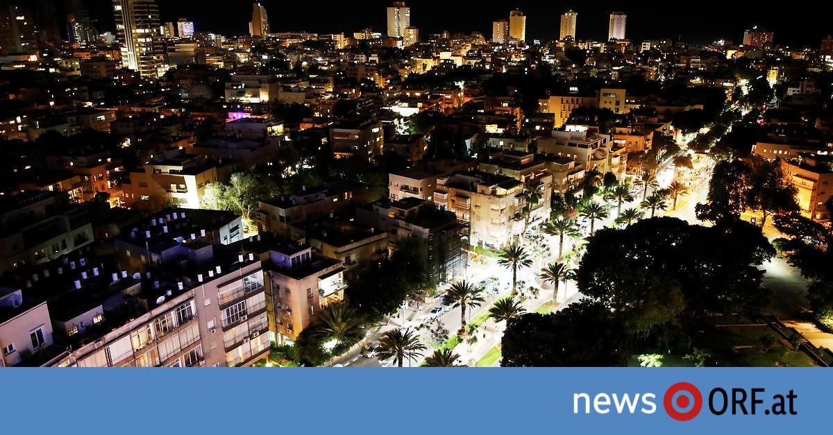 Israel: Raketen aus Gaza auf Tel Aviv abgefeuert