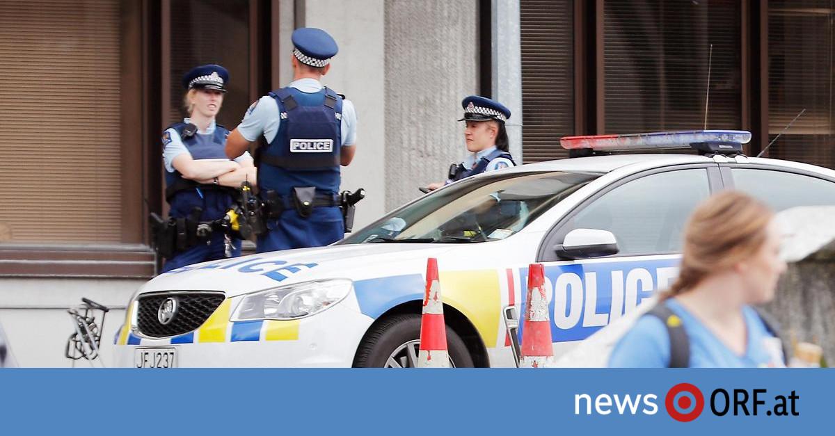 Neuseeland Terror Detail: Terror In Neuseeland: Suche Nach Möglichen Versäumnissen