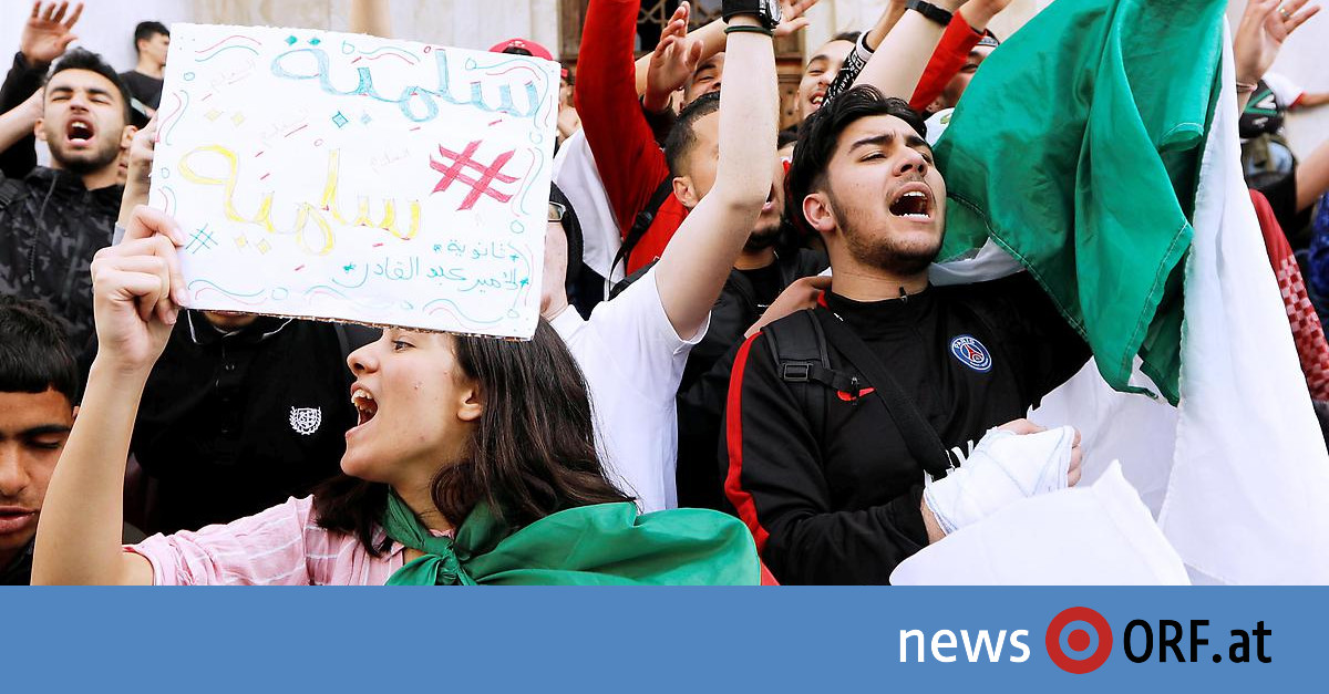 Doch keine Kandidatur: Algeriens Bouteflika beugt sich Protesten