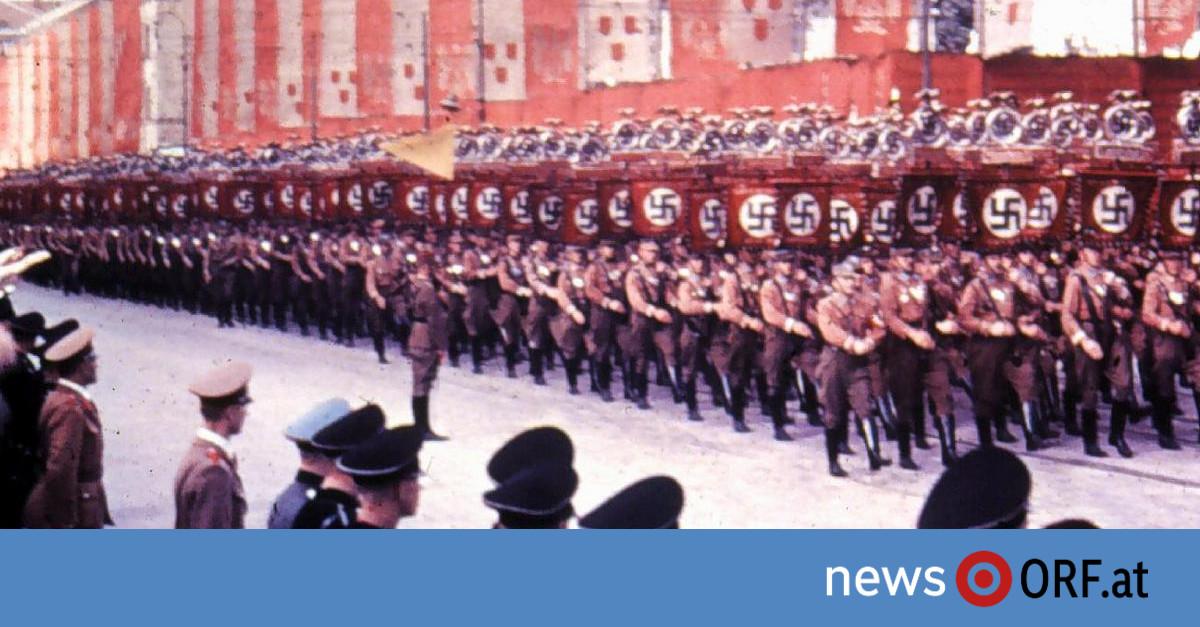 Geschichte: Touristen beschreiben den Aufstieg der Nazis