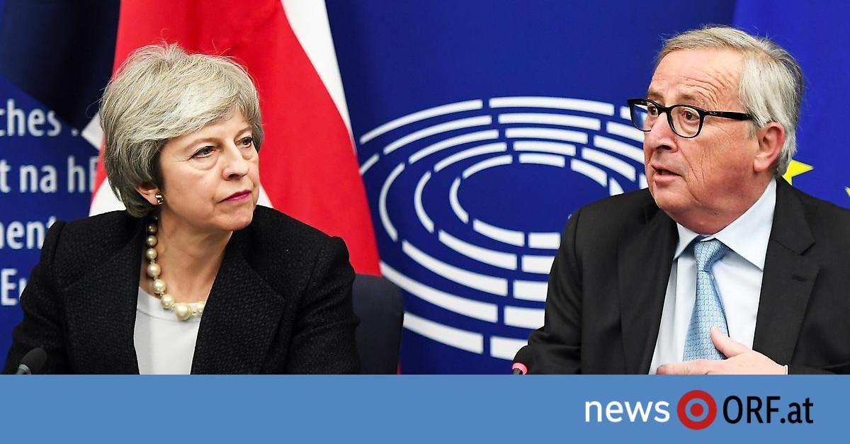"""Brexit: May erhält """"rechtliche Garantien"""" von EU"""