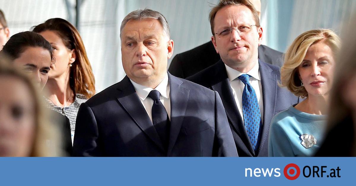 Ungarn: EVP beschließt Suspendierung von FIDESZ