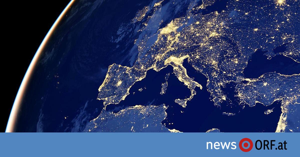 In Grafiken: Die wahre Größe der EU