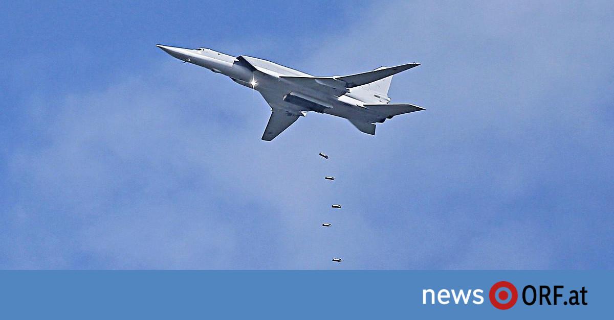 Fünf Jahre nach Annexion: Russland stationiert Atombomber auf Krim