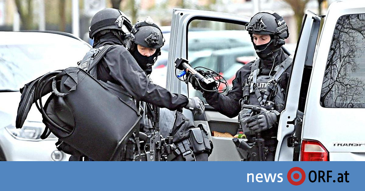 Schüsse in Utrecht: Polizei nimmt Verdächtigen fest