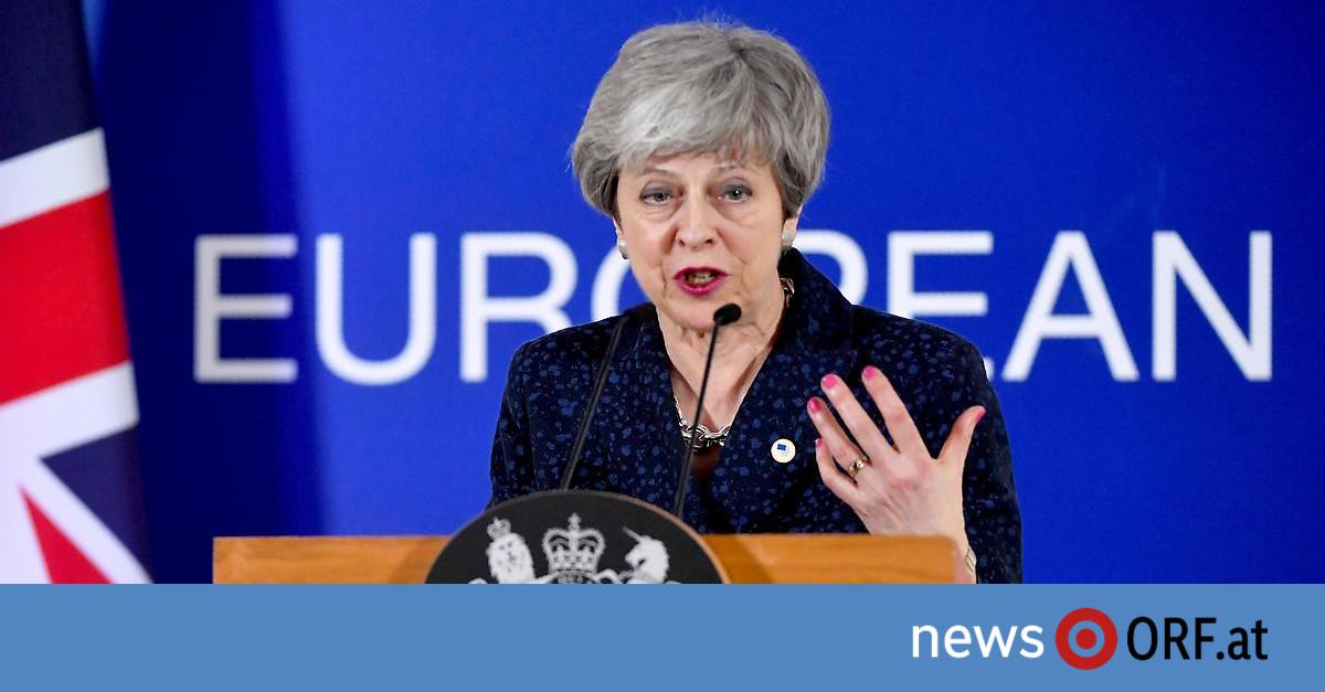 """Brexit: Gerüchte über """"Putsch"""" gegen May"""