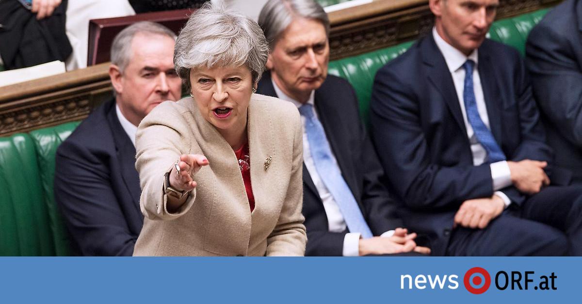 Deal abgelehnt: Nächste Brexit-Schlappe für May