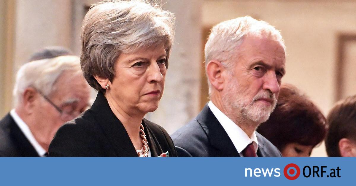 Gespräche mit Labour: Hürden für Mays Brexit-Schwenk