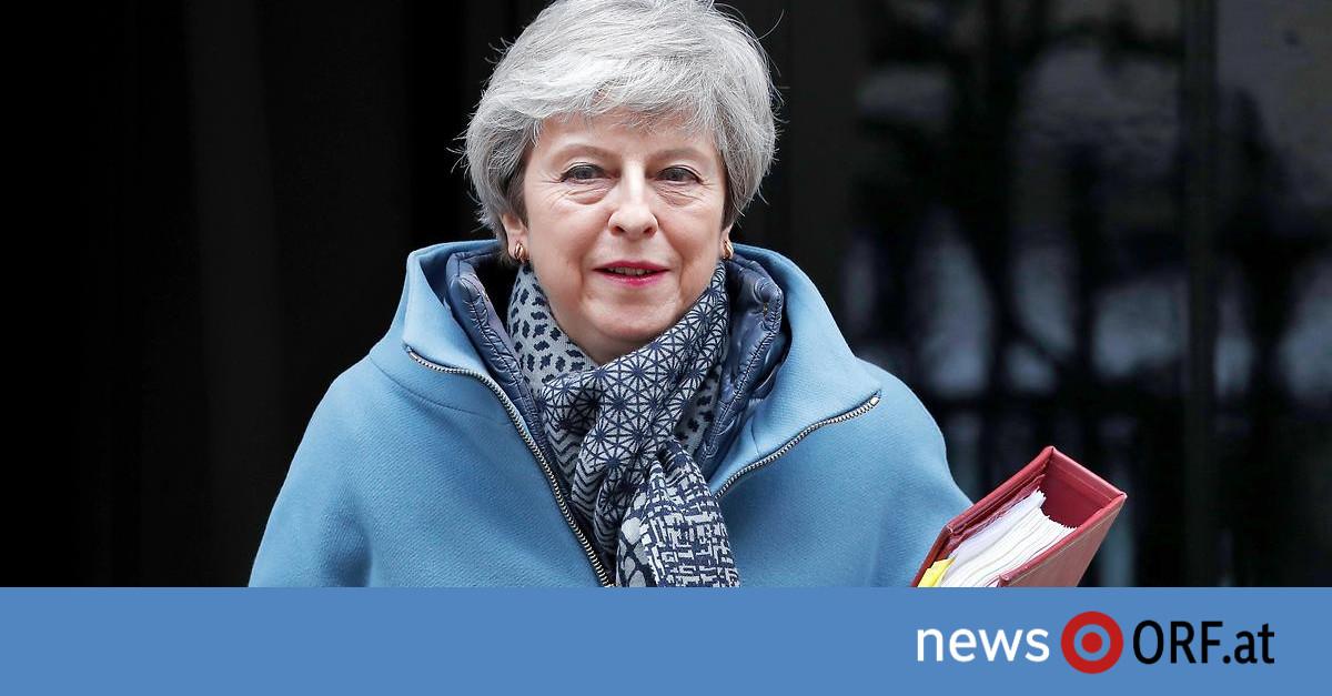 Brexit-Chaos: Warten auf Mays nächstes Manöver