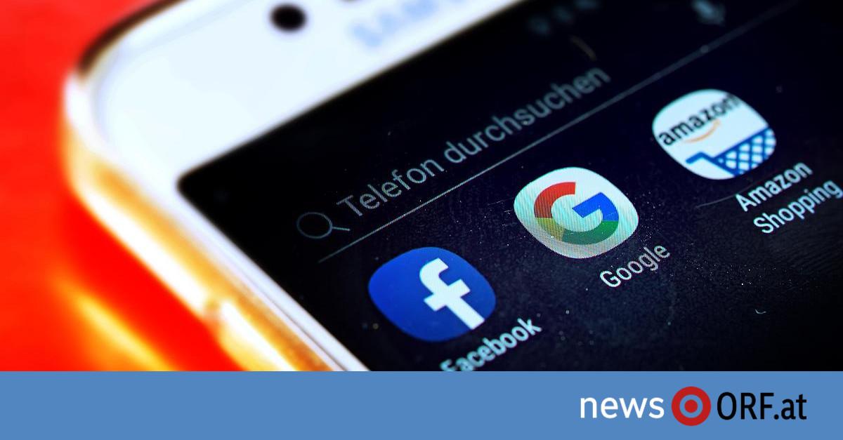 Onlineriesen: Regierung präsentierte Digitalsteuer