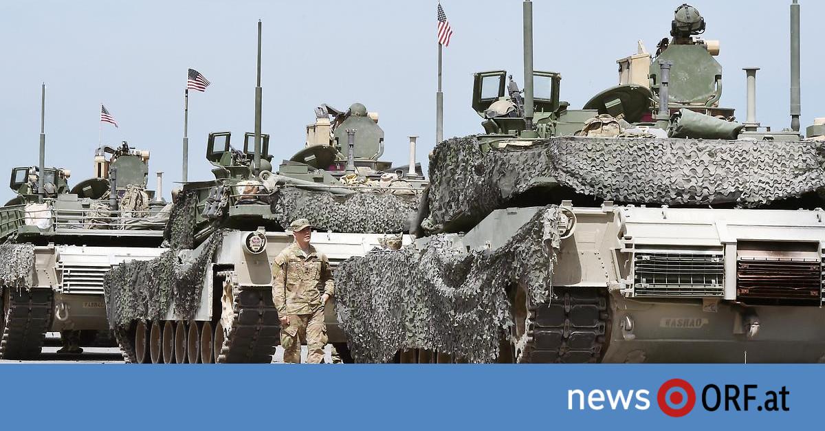 Vor 70 Jahren gegründet: Streitigkeiten überschatten NATO-Jubiliäum