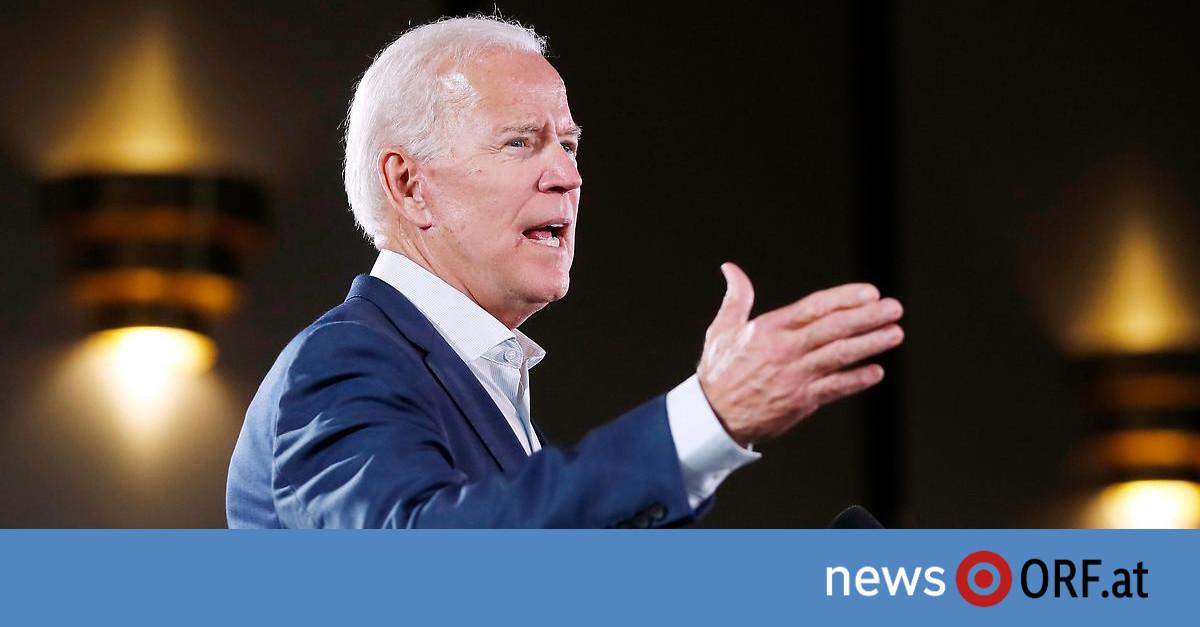 US-Präsidentschaftskandidatur: Körpernähe bringt Biden in Bedrängnis
