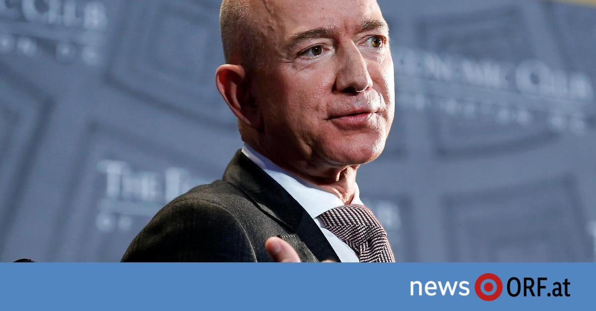Privatermittler: Bezos-Handy von Saudis gehackt
